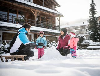 Post Alpina Family Mountain Chalets ****S
