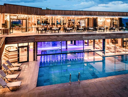 Alpine Spa Resort Sonnenberg ****