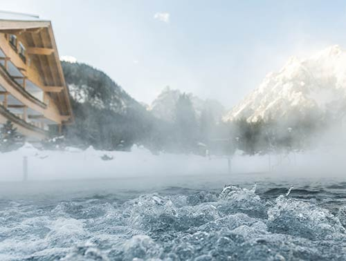 BAD MOOS - Dolomites Spa Resort ****S