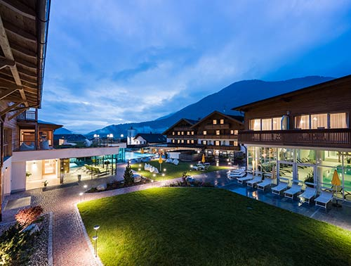 Alpine Nature Hotel Stoll ****